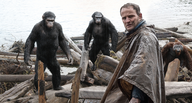Dawn Of The Planet Of The Apes BO